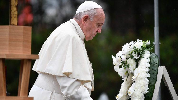 Мир як шлях надії. Підсумок Послання Папи на День миру