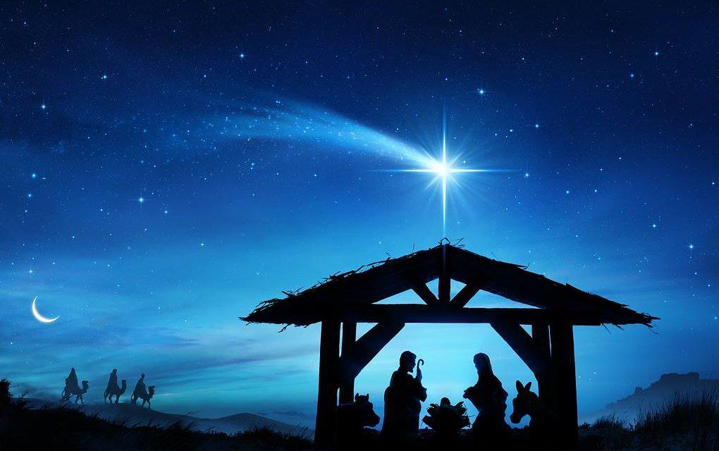 Христос рождається! Славімо Його!