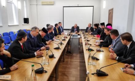 Мінкультури співпрацюватиме з Всеукраїнською Радою Церков