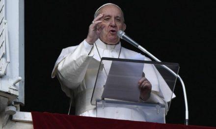 Папа: Ісус взяв на Себе гріхи світу, ми вже не невільники, а Божі діти