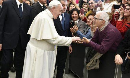 Папа: Обличчя, вмите сльозами покаяння, є невимовно прекрасним