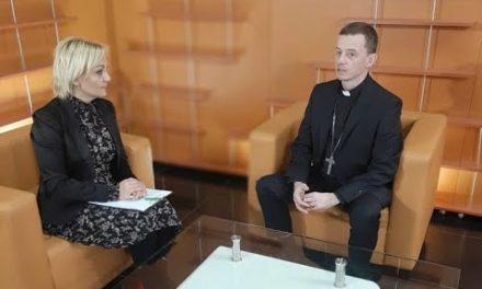 """Програма """"Діалоги"""" – Микола Лучок, єпископ-помічник Мукачівської дієцезії"""
