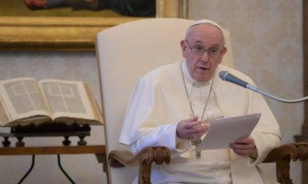 Папа: Бог прощає завжди, людина – деколи, природа – ніколи