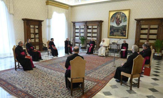Папа: Взаємини з Богом не рабські чи васальні, але дружби і завіту