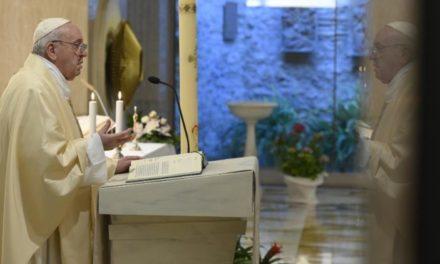 Папа Франциск: нехай же в сім'ях зростає любов