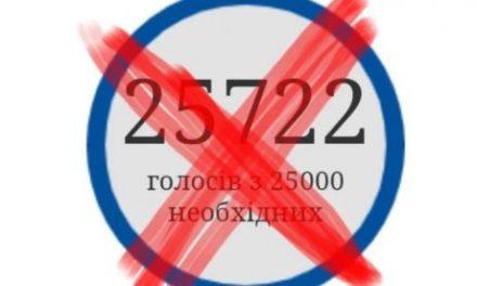 Законопроєкт №3316 відкликаний не буде?
