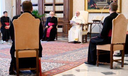 Папа про молитву: Сперечатись із Богом, але готові підкоритись Його волі