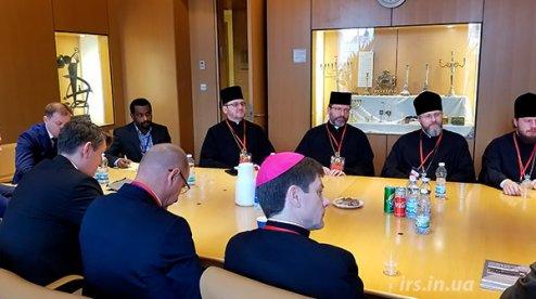 Рада Церков закликає парламент налагодити взаємодію з релігійною спільнотою