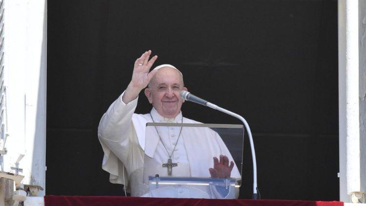 Папа: Божа терпеливість – джерело нашої надії