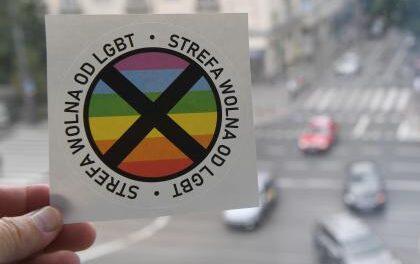 """В Уряді Польщі пропонують оголосити країну """"зоною, вільною від ЛГБТ"""""""