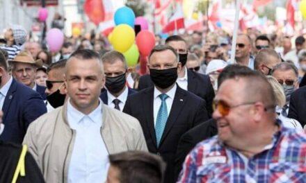 Президент Польщі долучився до ювілейного Маршу за сімейні цінності