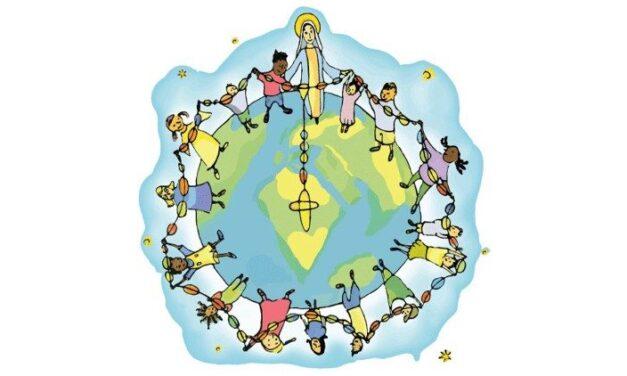 Жовтень: мільйон дітей в молитві за порятунок від лих, які гнітять людство