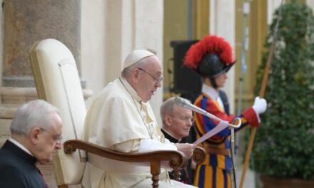Папа: Незнання Святого Письма – це незнання Христа