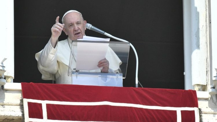 Папа: Скільки страждань вдасться уникнути, коли стилем стане прощення