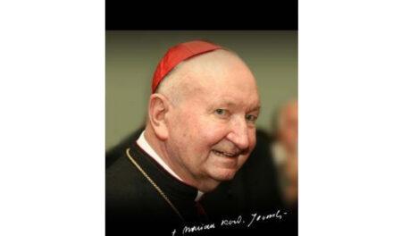 Пастирське послання архієпископа Мечислава Мокшицького з приводу відходу до Дому Отця кардинала Мар'яна Яворського