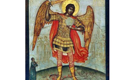 Дев'ятниця в нашій дієцезії за заступництвом Святого Архангела Михаїла