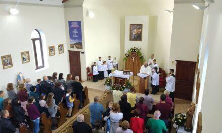 Відпуст у храмі св. Франциска