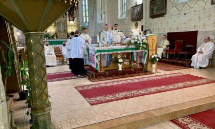 Маріяповчанський молитовний день у Берегові