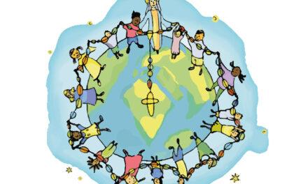 Мільйон дітей моляться разом розарій