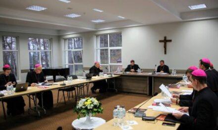 Комюніке з 54-го пленарного засідання Конференції єпископів Римсько-Католицької Церкви в Україні
