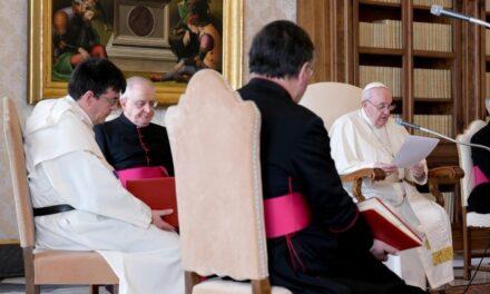 Папа: Успіх нашої молитви в єднанні з молитвою Ісуса