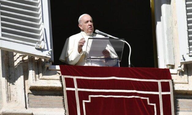 Папа: Нехай же Ісус навчить нас логіки близькості!