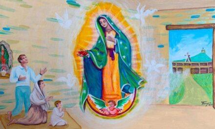 Святкування на честь Ґвадалупської Богородиці: відпуст не виходячи з дому