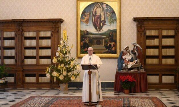 Папа: Свідками стаємо, наслідуючи Ісуса