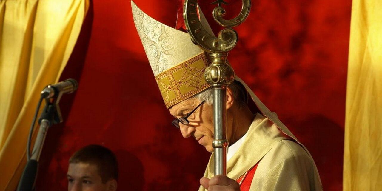 Ювілей єпископського служіння ординарія Антала Майнека