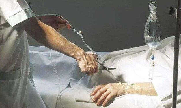 В Україні пропонують узаконити вбивство хворих – евтаназію