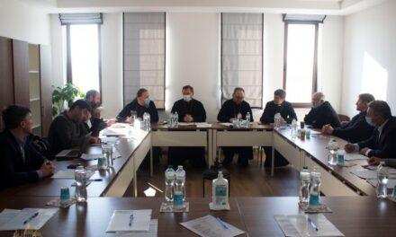 Відбулось робоче засідання Секретаріату ВРЦіРО