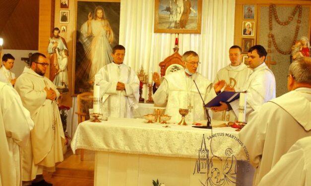 День богопосвячених осіб у Мукачівській дієцезії