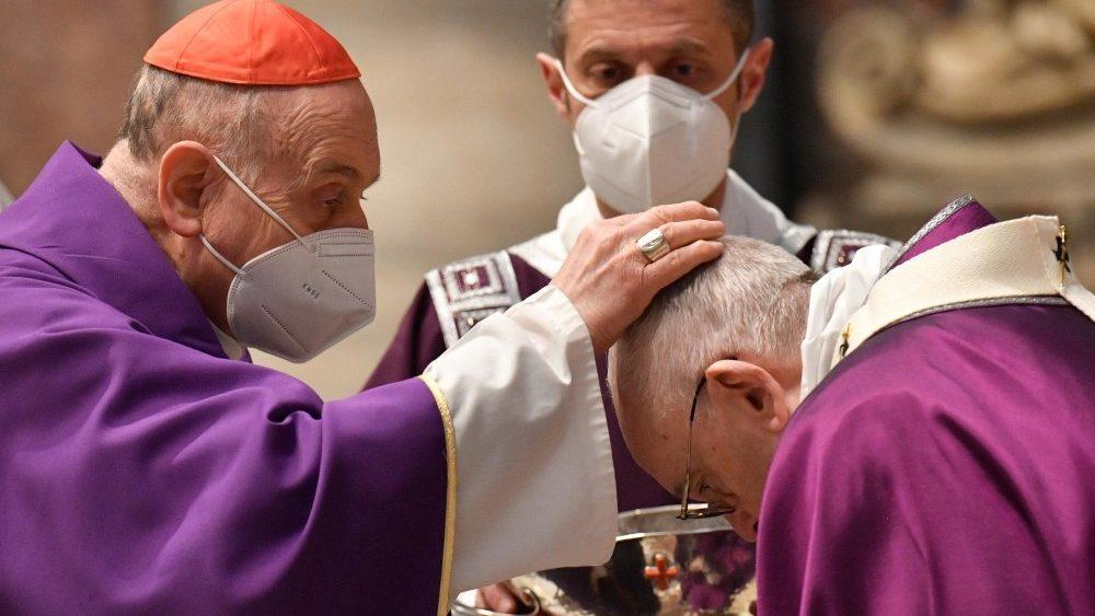 Папа: Великий Піст – це вихід з неволі до свободи