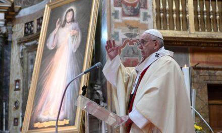Папа: Наблизьмося до Ісуса та станемо здатними до милосердя