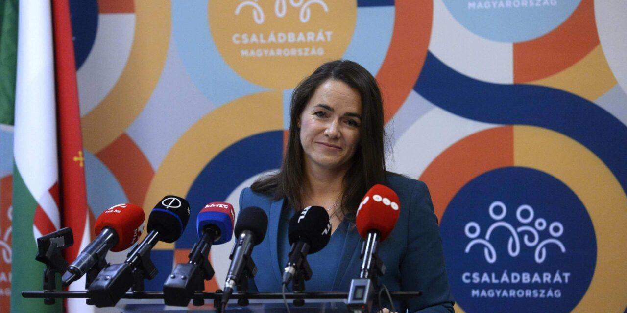 """Міністерка у справах сім'ї Угорщини: """"Сім'я це базовий елемент суспільства"""""""