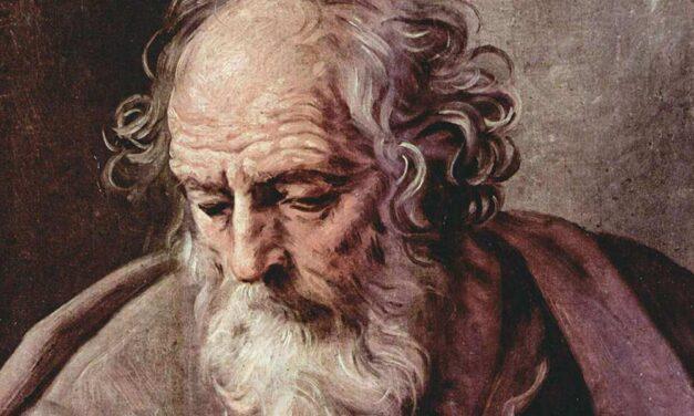Чи був святий Йосип старим? Чому це важливо? Роздуми +Фултона Шіна