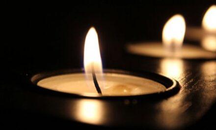 Молитва в намірі жертв пандемії