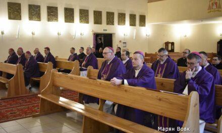 Розпочалося 55 засідання Єпископату України