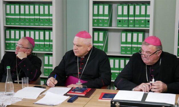 Комюніке з 55-го пленарного засідання Конференції Єпископів Римсько-Католицької Церкви в Україні
