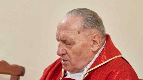 Помер єпископ Ян Пурвінський