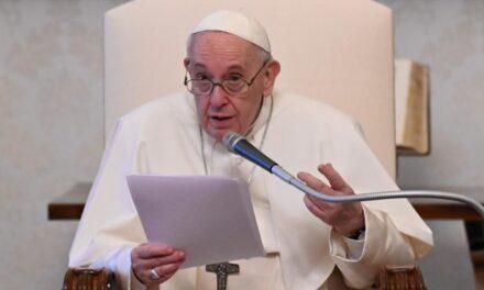 Папа: Християнська медитація – це переживання зустрічі з Ісусом