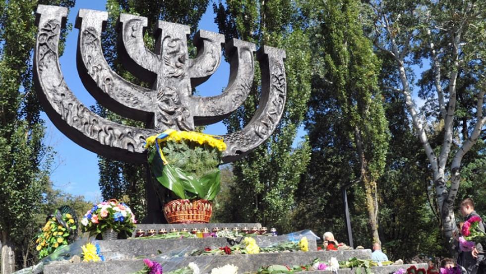 Позиція членів ВРЦіРО щодо належного вшанування жертв нацизму та комунізму у Бабином Яру в Києві