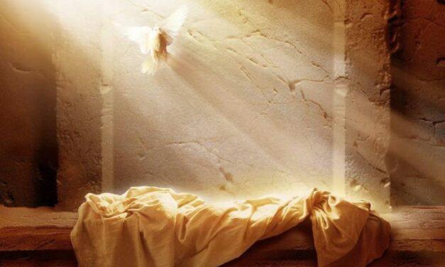 Воскреслий Ісус тепер є посеред нас!