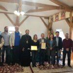 Вручення єпископських грамот та премій NABU активістам громадських Рухів «Save Borzhava» та «Free Svydovetc»