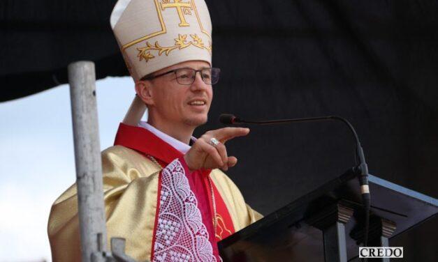 Єпископ на марафоні: біг — це прояв любові до Божого дару, яким є тіло