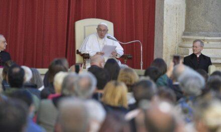 Папа: Бог вислуховує молитви, зло – володар лише передостаннього дня