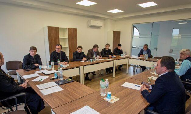 Всеукраїнська Рада Церков активізує свою діяльність в умовах карантину