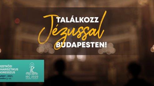 Офіційне відео Євхаристійного Конгресу в Будапешті