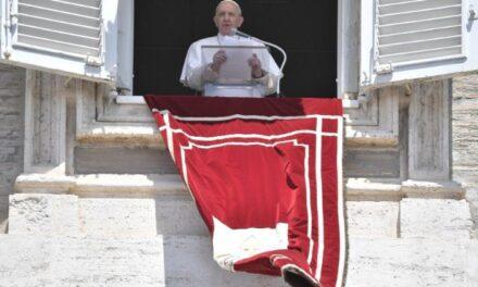 Папа: Дозвольмо Ісусові оздоровити наші серця