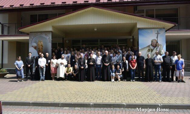 ІІІ Всеукраїнська зустріч для осіб задіяних у душпастирство родин
